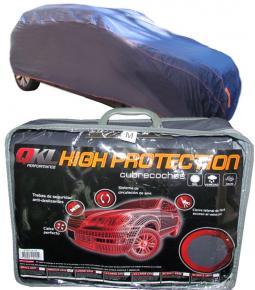 Cubre coche HIGH PROTECTION Tamaño M Medium - Con Felpa y Cierre