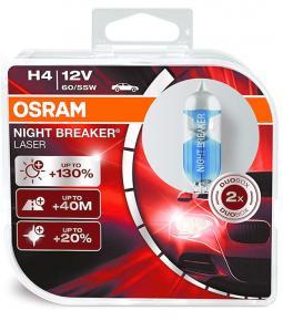 Lamparas H4 12v 60/55w Night Breaker Laser