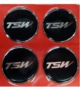 Centros de llanta TSW 49mm en resina