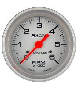 Tacometro Racing 6 y 8 cil - 80mm