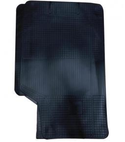 Cubre alfombra goma 3 piezas con logo