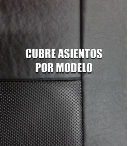 Fundas Cubre Asientos Chevrolet Spin 1/3 2/3 - 2 Filas Cuerina