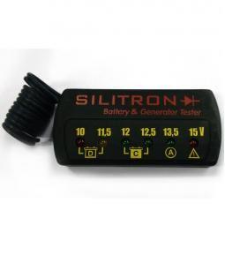 Voltimetro digital Silitron - Testea batería y alternador