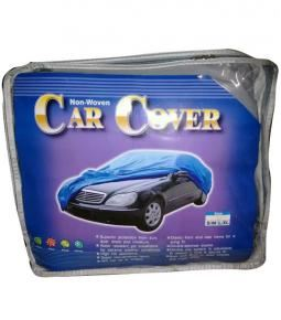 Cubre coche impermeable con peva+felpa L Large