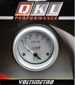 Voltimetro 52mm QKL
