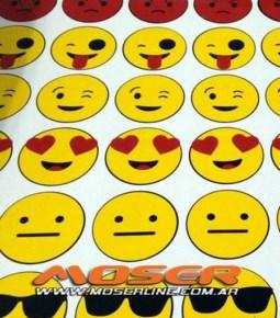 Calcos Emojis