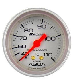 Temp. agua 110°c cap 2,0mts racing plata